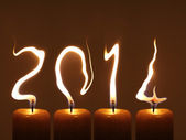 Happy new year 2014, PF 2014 — Stock Photo