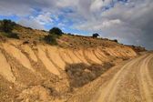 "Spain - ""Bardenas Reales"" — Stock Photo"