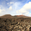 Lanzarote - Timanfaya — Stock Photo