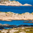 Coast and islands - Stockfoto
