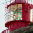 Light house close up - Stock Photo