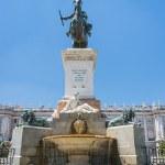 王の像 — ストック写真