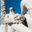 Vigeland sculpture — Stock Photo #12492590