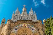 Templo del Sagrado Corazn de Jesus — Stock Photo