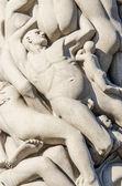 弗朗纳人体 — 图库照片