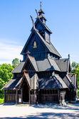Viking kilisesi — Stok fotoğraf