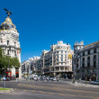 GrViin Madrid — Stock Photo #12642342