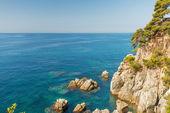 Wybrzeżu majorki hiszpania — Zdjęcie stockowe
