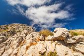 Cape Formentor in the coast of Mallorca Balearic islands — Stock Photo