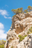 Formentor in the coast of Mallorca Balearic islands — Stock Photo