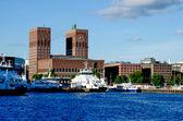 View of Oslo — Stock Photo