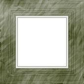 Wooden frame — Foto de Stock