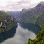 Geiranger Fjord — Stock Photo #13451073