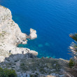 Stock Photo: Cape Formentor in the coast of Mallorca