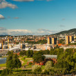 Stock Photo: Oslo cityscape