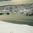 Panorama of Tromso — Foto Stock