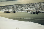 Panorama of Tromso — Stockfoto