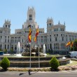 Cibeles Fountain Madrid — Stock Photo #15223597