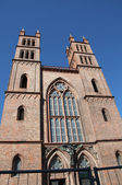 Facade of cathedral — Stock Photo