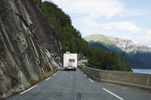 Road RV — Stockfoto