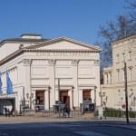 ������, ������: Maxim Gorki Teater in Berlin Germany
