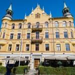 Rica Hotel in Oslo — Stock Photo