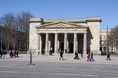 Neue Wache building in Berlin Germany — Stock Photo