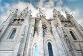 Barselona katedrali — Stok fotoğraf