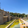 National Museum in Barcelona — Stock Photo