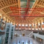National Art Museum interior — Stock Photo