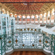 National Art Museum interior Barcelona Spain — Stock Photo