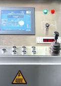 Systemsteuerung bei aerobridge — Stockfoto