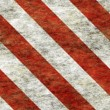 Hazard Stripes — Stock Photo