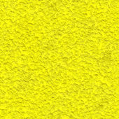 Yellow stucco wall — Stock Photo