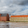 Buildings at Copenhagen — Stock Photo #24945449