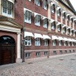 Buildings at Copenhagen Denmark — Stock Photo