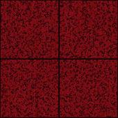 Металлические панели красный ржавые — Стоковое фото