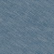 Seamless high quality blue jean background texture close up — Stock Photo #25843569