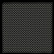 Computer generated metal chain mail texture — Stock Photo