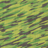 Seamless camouflage pattern on fabric — Stock Photo