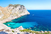 Lovely bay at Mallorca Islands — Stock Photo