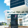 Statoil office building in Fornebu — Stock Photo