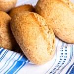 Булочки хлеба — Стоковое фото