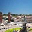 Stock Photo: Montjuic fountain