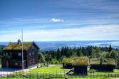 Oslo panorama — Stockfoto