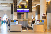 Palma de Mallorca Airport gates — Stock Photo
