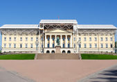 Palácio real de oslo — Fotografia Stock
