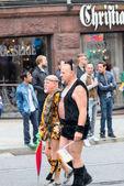 Europride parade in Oslo — Стоковое фото