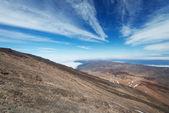 Teide volcano at National Park — Stock Photo