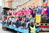 Europride parade in Oslo — Foto de Stock
